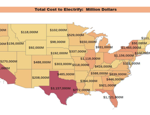 "Press Release: E&E Legal Releases Tom Tanton State-by-State ""Electrification"" Costs Report"