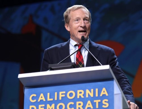 Grimes: Tom Steyer Selling San Francisco Home Because of 'Climate Crisis'