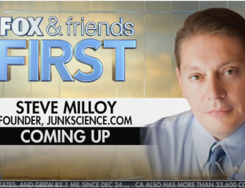 Steve Milloy discusses Biden revocation of Keystone XL pipeline permit on Fox News