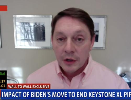 OAN Wall To Wall: Steve Milloy On Canceling Keystone Pipeline Permit
