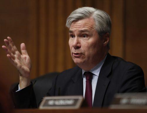 Milloy: Sen. Sheldon Whitehouse's 'dark money' hypocrisy