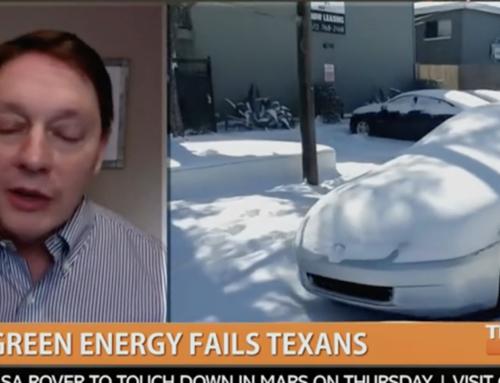 Milloy talks Texas wind failure on OANN with Kara McKinney