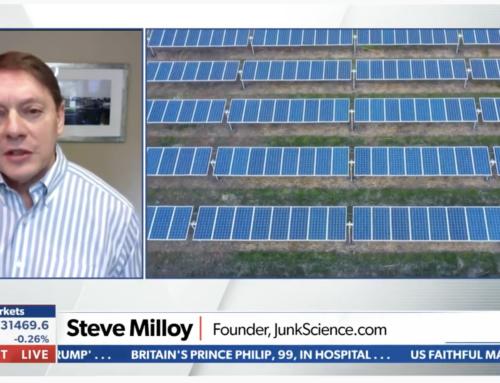 Milloy talks Texas wind disaster on Newsmax