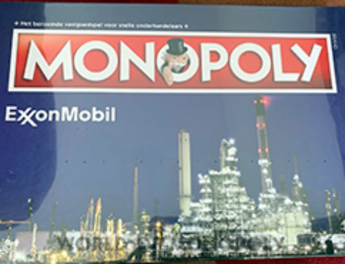 ExxonMobil opposes Milloy shareholder proposal for honest climate disclosures