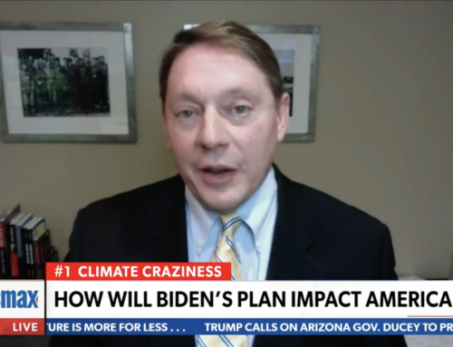 Milloy talks Biden climate summit with Heather Childers on Newsmax 'The Count'