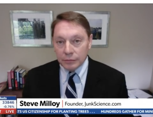 Milloy slams the GOP Climate Plan, AOC on Newsmax 'American Agenda'