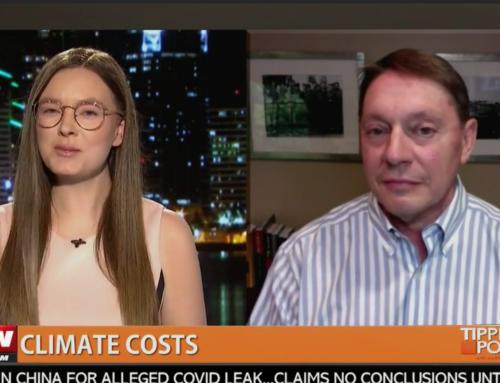 Steve Milloy talks new climate poll, ExxonMobil and China with Kara McKinney on OANN