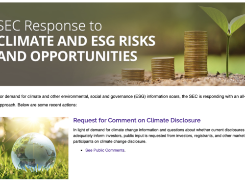 Milloy comments to SEC on climate disclosure