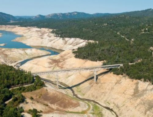 Grimes: Depleted California Reservoirs Threaten Hydro Power, Agriculture, Drinking Water