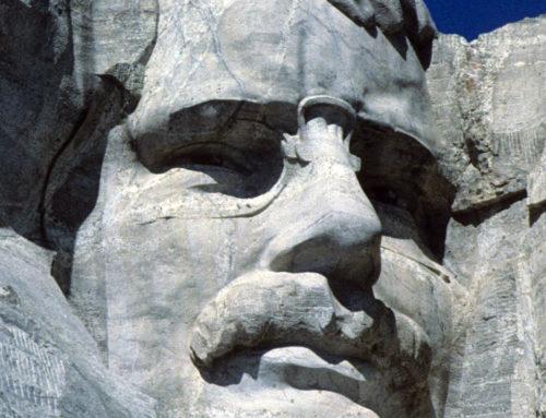 Walcher: Theodore Roosvelt's monumental gambit
