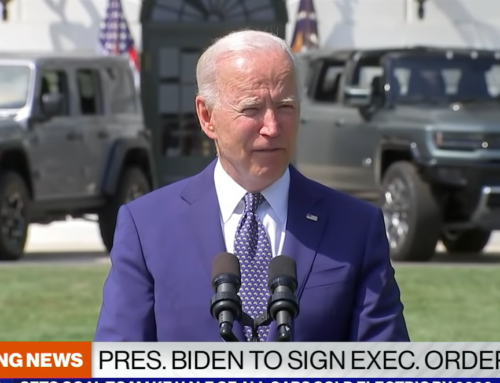 The Federalist: Biden's Electric Vehicle Plan Without Mining Expansion Is A Big Win For Beijing