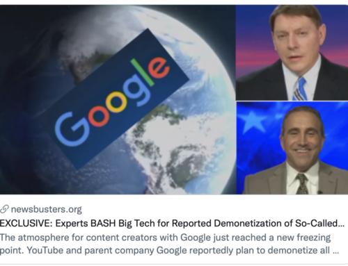 JunkScience statement on Google demonetization of climate realist sites